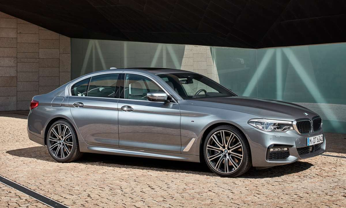 The BMW 5 Series: The All-Rounder from Germany
