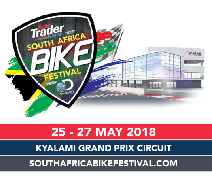 Exciting Motorbike Festival expected at Kyalami